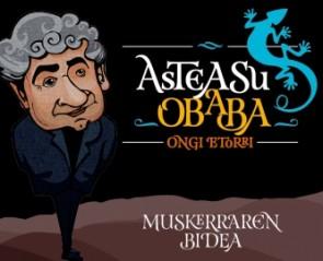 Muskerraren Bidea, Bernardo Atxaga