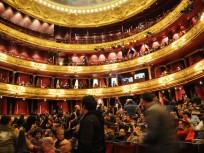 Semana de Terror: público en el Teatro Victoria Eugenia