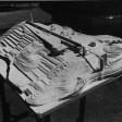 Proiektuaren maketa bat/ Museo Oteiza Artxiboa