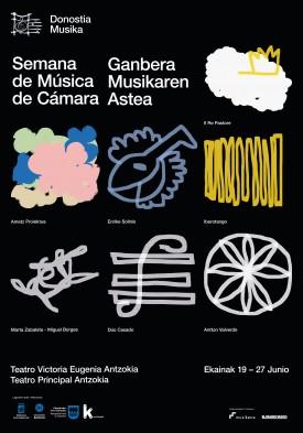 Ganbera Musika Astea: 2021eko ekainean Donostian