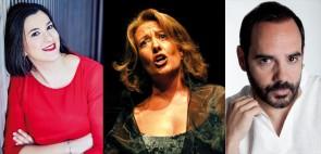 Miren Urbieta, Ainhoa Zubillaga, Rubén Fernández