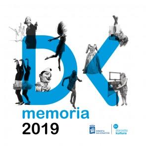 Donostia Kulturaren 2019ko memoria