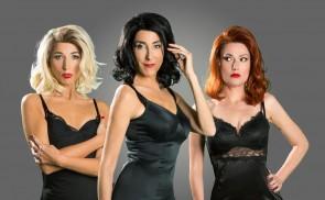 Desatadas: Paz Padilla, Natalie Pinot, Rocío Marín