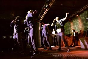 Flying in memories LIve; Sergio Nguema & The Groove Killaz