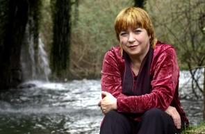Amaia Zubiria. Fotografía de Ander Gillenea