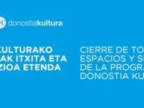 Donostia Kultura: COVID-19