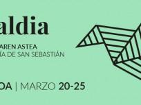 Poesialdia, Semana de la Poesía de San Sebastián: del 20 al 25 de marzo