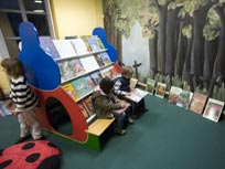 Central Library. Children's Section
