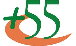 Logo 55