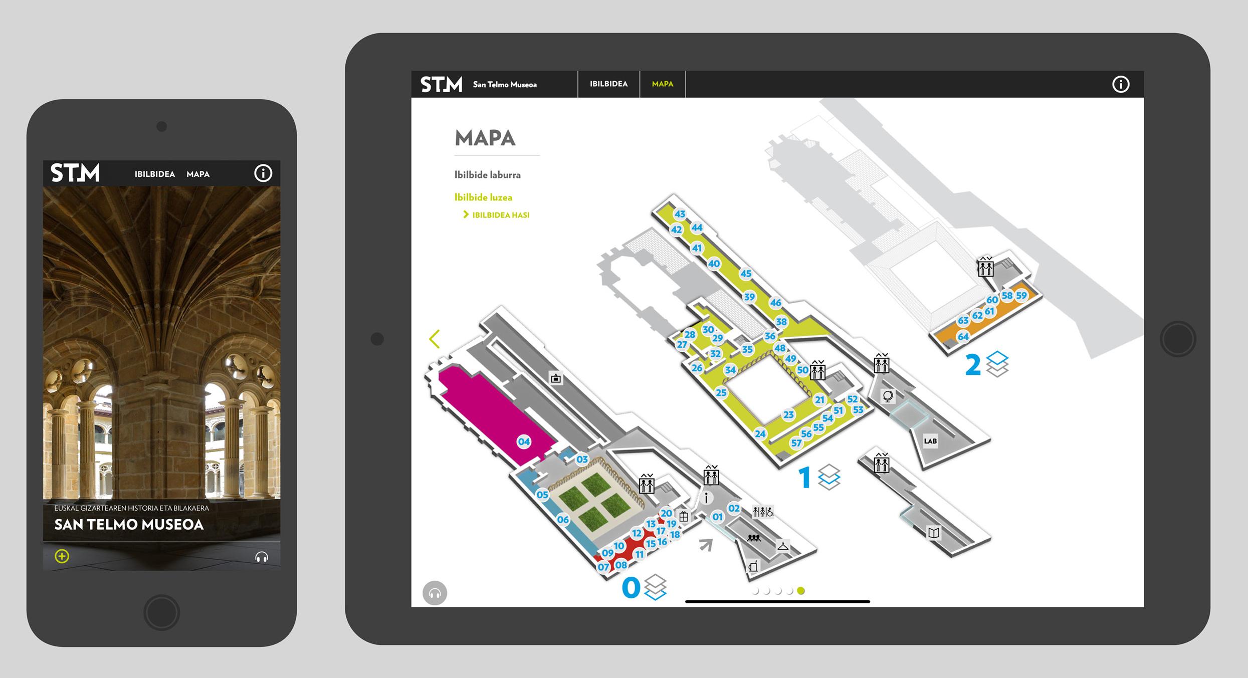 STM gida-app-EU-03 Alambre Estudio
