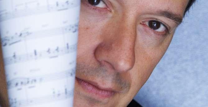 Música para improvisar la vida, Iñaki Salvador