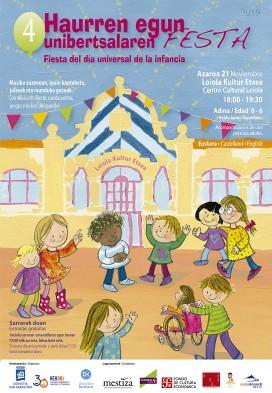 4ª Fiesta del Día Universal de la Infancia