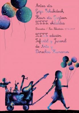 XIII edición Infantil y Juvenil de Arte y DDHH
