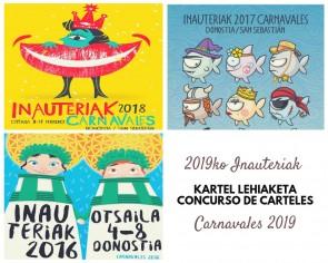 Carnavales 2019 Convocado El Concurso De Carteles San Sebastián