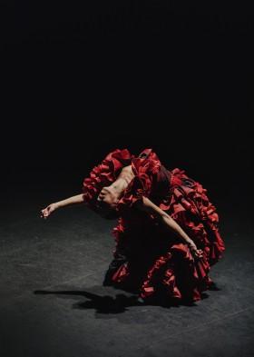 En la cuerda floja, Ana Morales