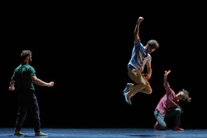 SPACE, Frantics Dance Company