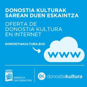 Donostia Kultura sarean