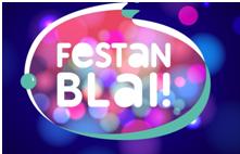 Zona de jóvenes Festan Blai: juegos, retos y regalos.