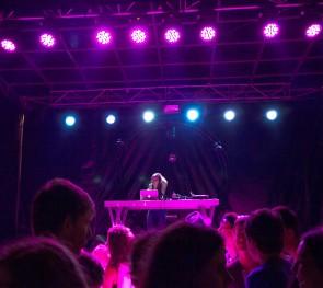 DJ-ak Kursaalean
