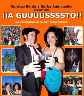 ¡¡A Gusssssto!!, Gorka Aginagalde & Gurutze Beitia