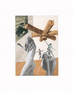 Titulu gabe, 1935. N. Lekuonaren fotomuntaketa