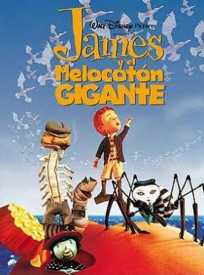 James y el melocotón gigante (James and the Giant Peach, 1996)