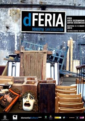 dFERIA 2012: cartel