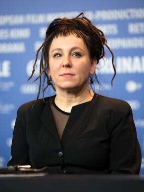 Olga Tokarczuk. Egilea: Martin Kraft (CC-BY-SA lizentziapean)