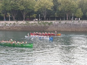 Regata femenina