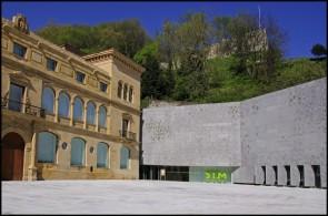 San Telmo Museoa: edificio
