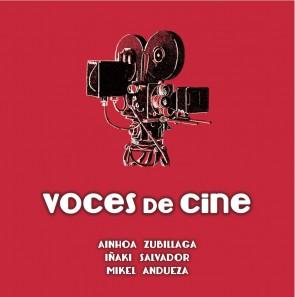 Voces de cine izeneko diskoaren azala