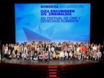jurado joven del Festival de Cine y Derechos Humanos