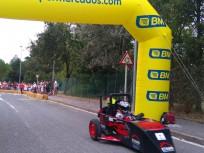 Fotografía de la competición