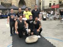 Los siete participantes