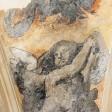 Detalle de los frescos de la iglesia. Foto: Selenia