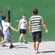 Barrene, group pelota for kids.