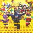 Batman: La LEGO película (The Lego Batman Movie, 2017)
