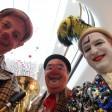 Petitxou, Tutik Clowns; Gari, Montxo eta Joselontxo