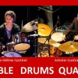 Double Drums Quartet