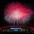 Inauguración del Wanda Metropolitano con Fuegos de Hermanos Caballer