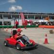 Ferrari on pedals