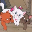Los Aristogatos (The Aristocats, 1970)