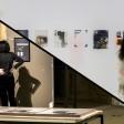 Imagen de las dos exposiciones. Foto: O. Moreno