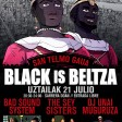 San Telmo Gaua: Black is Beltza