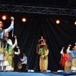 Trebeska dantza taldea, folclore.
